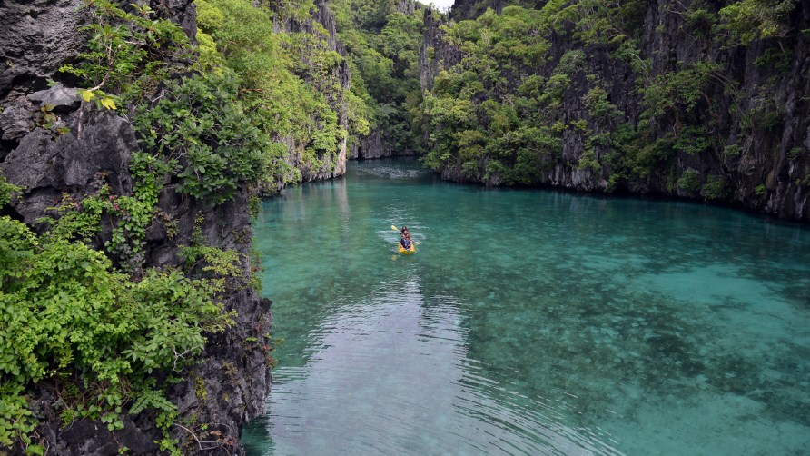 Sites of El Nido